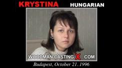 Casting of KRYSTINA video