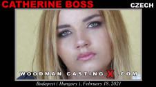 Sex Castings Catherine boss