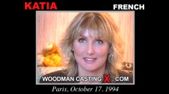 Casting of KATIA video