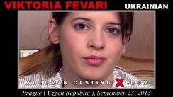 Casting of VIKTORIA FEVARI video