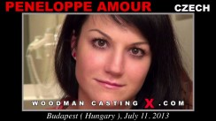 Casting of PENELOPPE AMOUR video