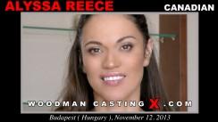 Casting of ALYSSA REECE video