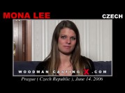 Casting of MONA LEE video