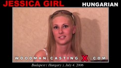 Casting of JESSICA GIRL video