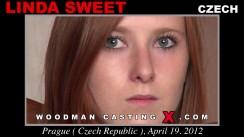 Casting of LINDA SWEET video