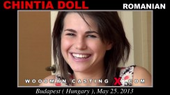 Casting of CHINTIA DOLL video