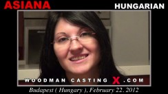 Casting of ASIANA video