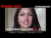 See the audition of Diana Shy