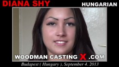 Casting of DIANA SHY video
