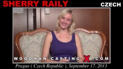 Casting of SHERRY RAILY video