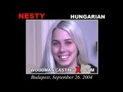 See the audition of Nesty