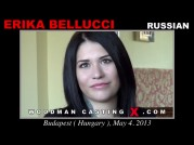 See the audition of Erika Bellucci