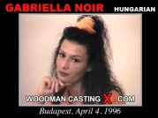 See the audition of Gabriella Noir