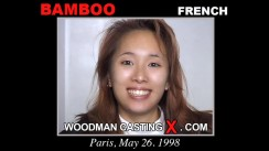 Casting of BAMBOO video