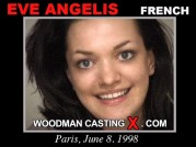 See the audition of Elle Angelis
