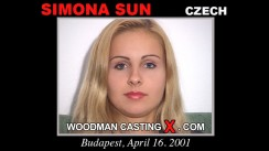 Casting of SIMONA SUN video