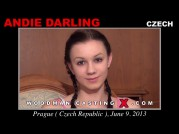 See the audition of Andie Darling
