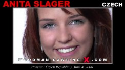 Casting of ANITA SLAGER video