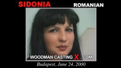 Casting of SIDONIA video