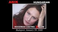 Casting of ANIK video