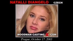Casting of NATALLI DIANGELO video
