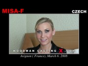 See the audition of Misa-f