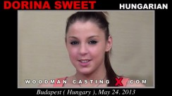 Casting of DORINA SWEET video