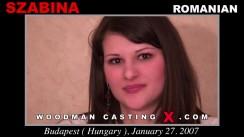 Casting of SZABINA video