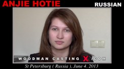 Casting of ANJIE HOTIE video