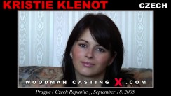 Casting of KRISTIE KLENOT video