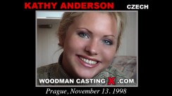 Casting of KATHY ANDERSON video