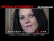 See the audition of Petra Stingrey