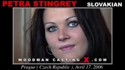 Casting of PETRA STINGREY video