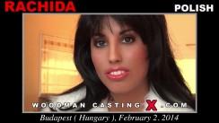Casting of RACHIDA video