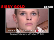 See the audition of Sissy Gold