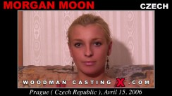 Casting of MORGAN MOON video