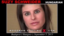 Casting of SUZY SCHWEIDER video