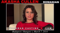Casting of AKASHA CULLEN video