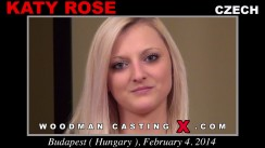 Casting of KATY ROSE video