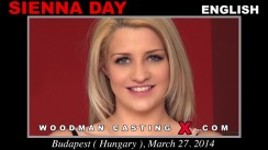 Casting of SIENNA DAY video