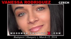 Casting of VANESSA RODRIGUEZ video