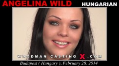 Casting of ANGELINA WILD video