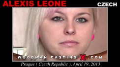 Casting of ALEXIS LEONE video
