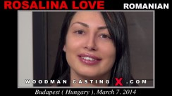 Casting of ROSALINA LOVE video