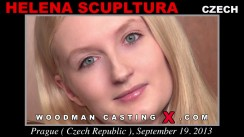 Casting of HELENA SCULPTURA video