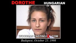Casting of DOROTHE video