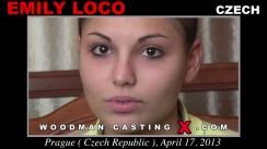 Casting of EMILY LOCO video