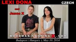 Casting of LEXI DONA video