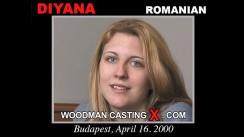 Casting of DIYANA video