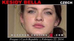 Casting of KESIDY BELLA video